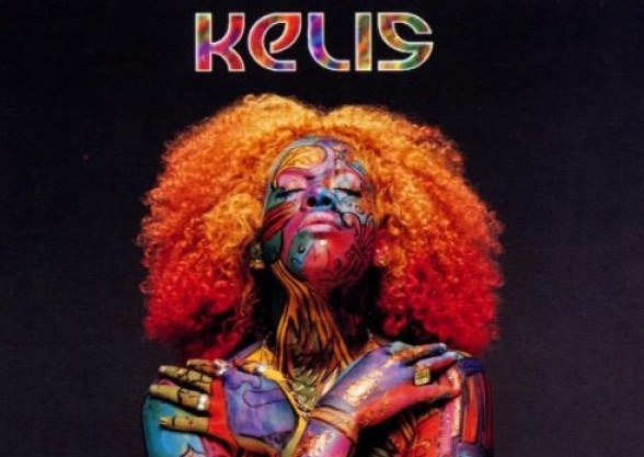 How Kelis helped me find (and embrace) my identity