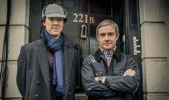 Soo...We know when 'Sherlock' will end