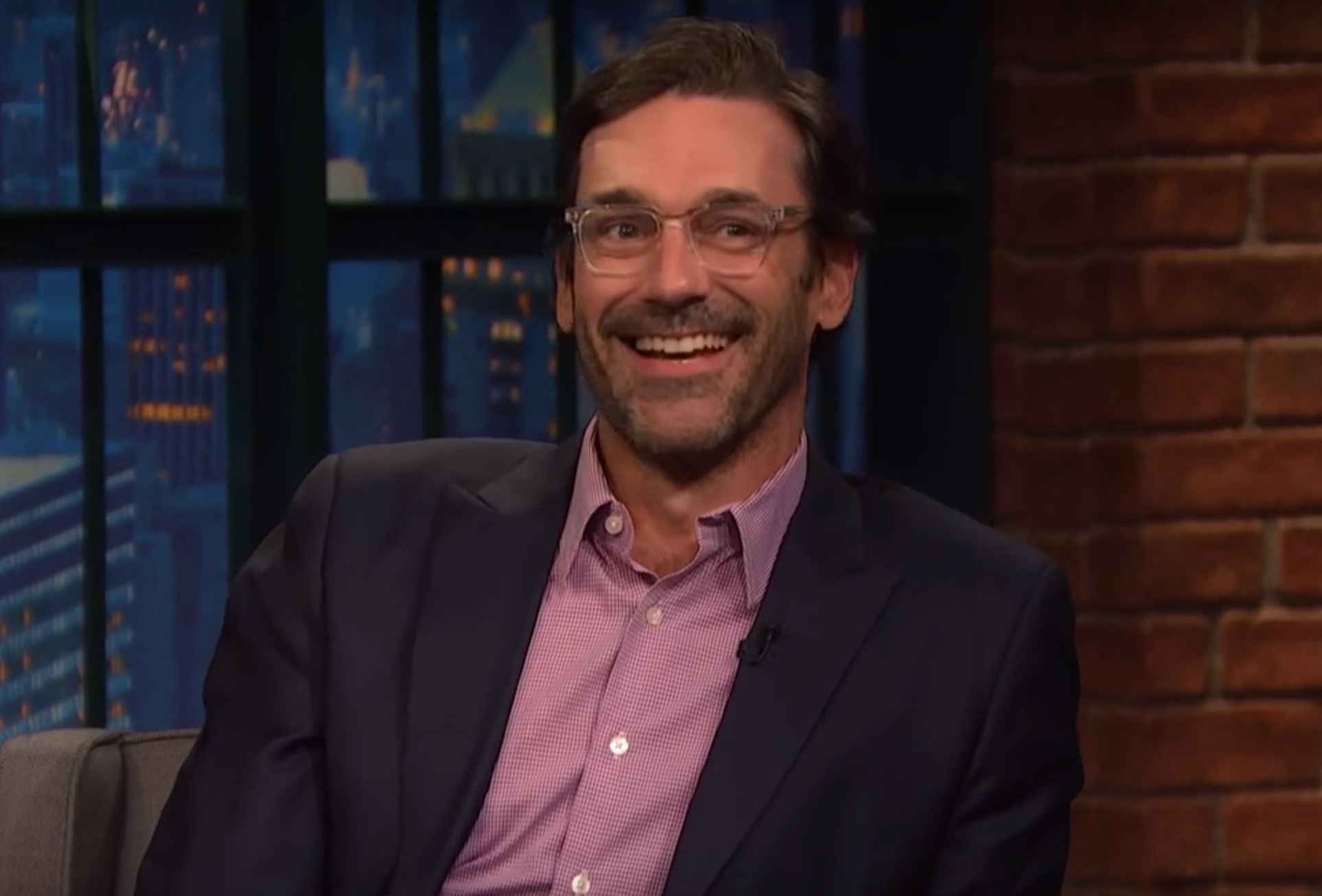 Jon Hamm and Amy Poehler threw the ultimate TV party, but there was a hitch