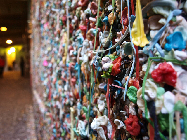 Say farewell to Seattle's Gum Wall —it's being cleaned soon