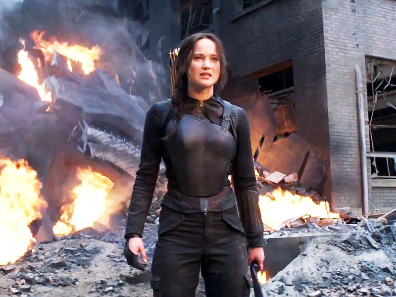 We are getting our very own 'Hunger Games' theme parks, people!