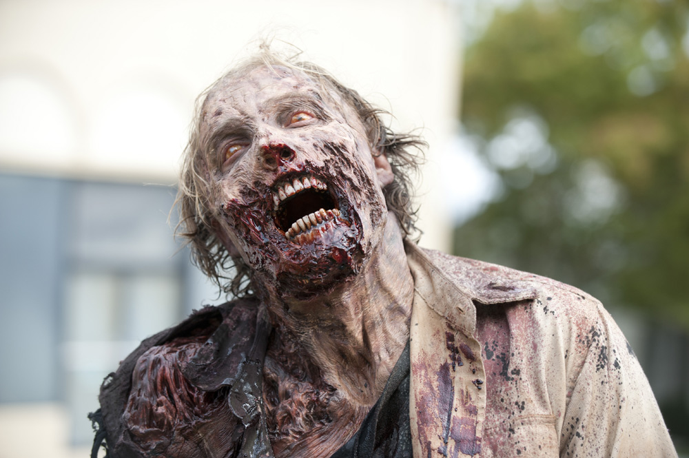 Why 'The Walking Dead' zombies shouldn't look the same season after season