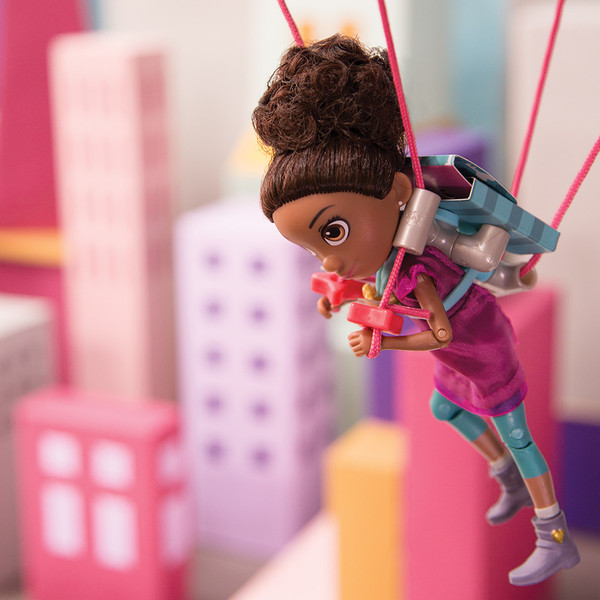 GoldieBlox's new action figure is exactly what we've been waiting for