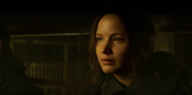The latest clip from 'Hunger Games: Mockingjay part 2' features the best line in the movie