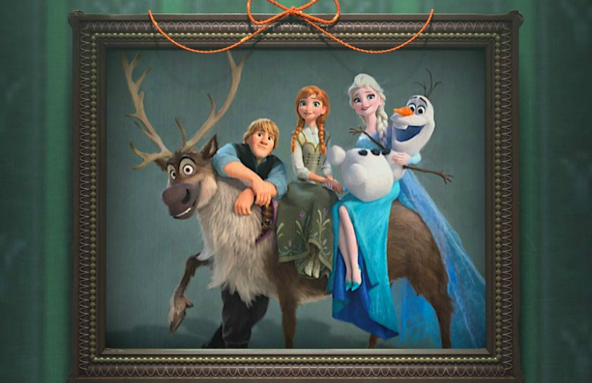 Disney wants to give you a prize for your awesomely awkward family photo