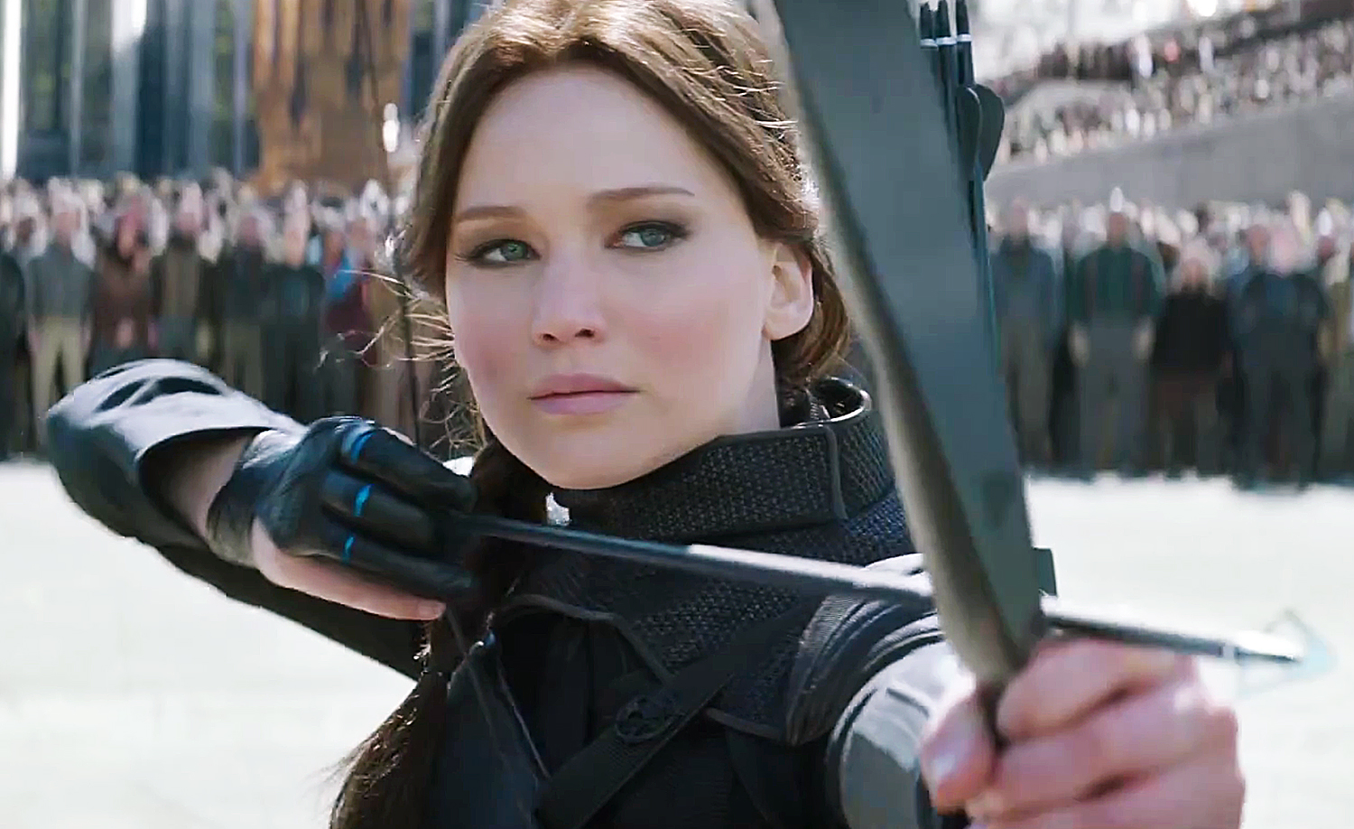 Jennifer Lawrence is sure 'Mockingjay — Part 2' is going to be our new favorite movie