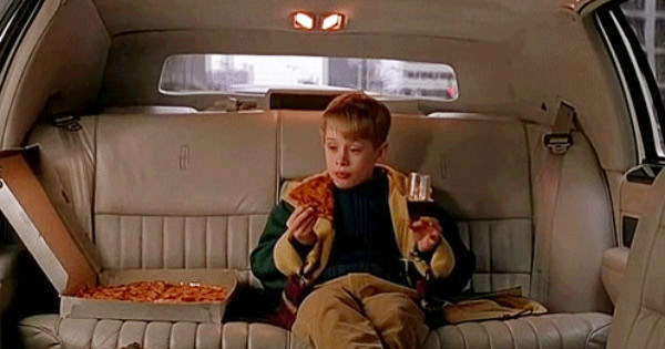 Today's the one day you can order the pizza from 'Home Alone'