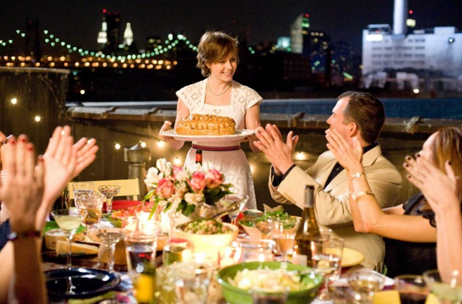How to throw a Nora Ephron-inspired dinner party