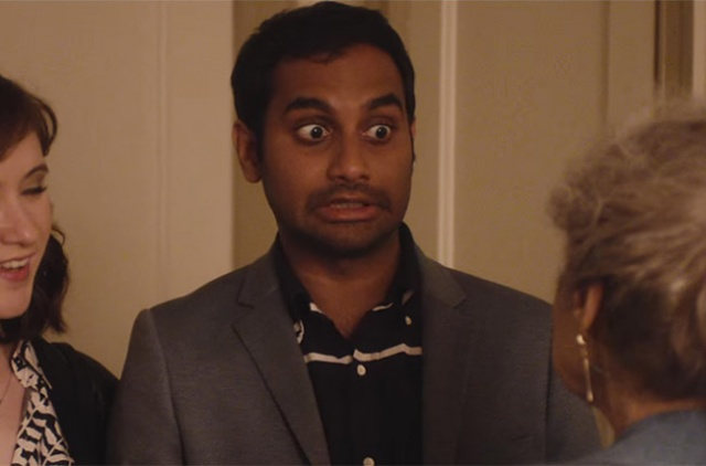 Aziz Ansari is adorably insecure about his new TV show