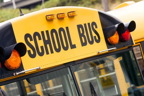 This is real life: A student stole a school bus to make it to his math test on time