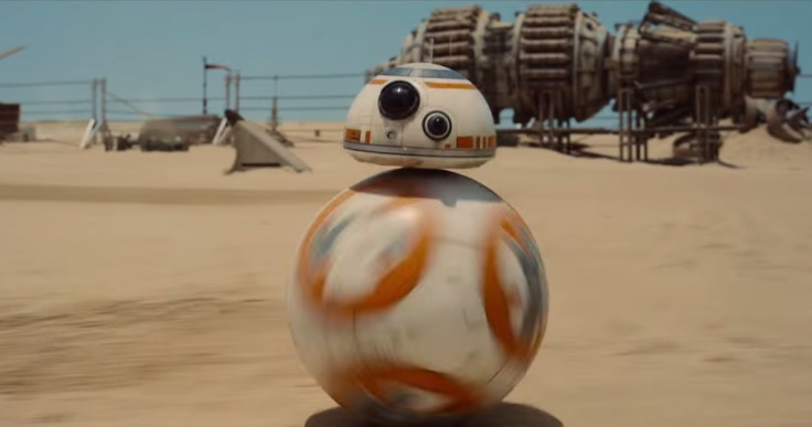 That cool new 'Star Wars' droid might be a girl