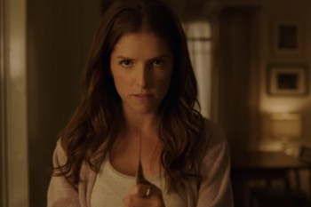 Yes, that's Anna Kendrick in the new 'Star Wars: Battlefront' trailer