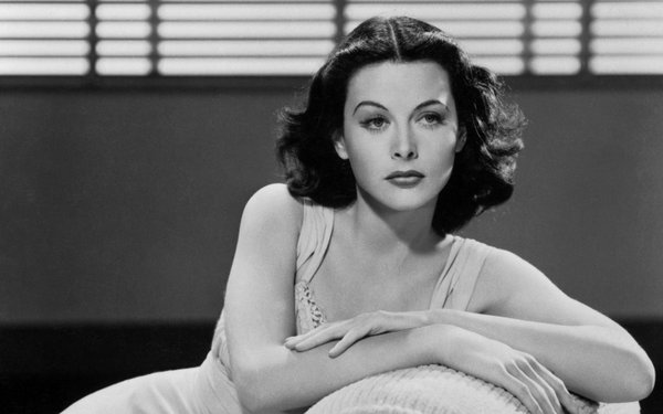 Hedy Lamarr is today's Google doodle, and here's why