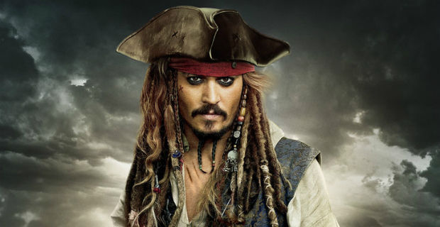 GASP: Johnny Depp almost didn't play Captain Jack Sparrow