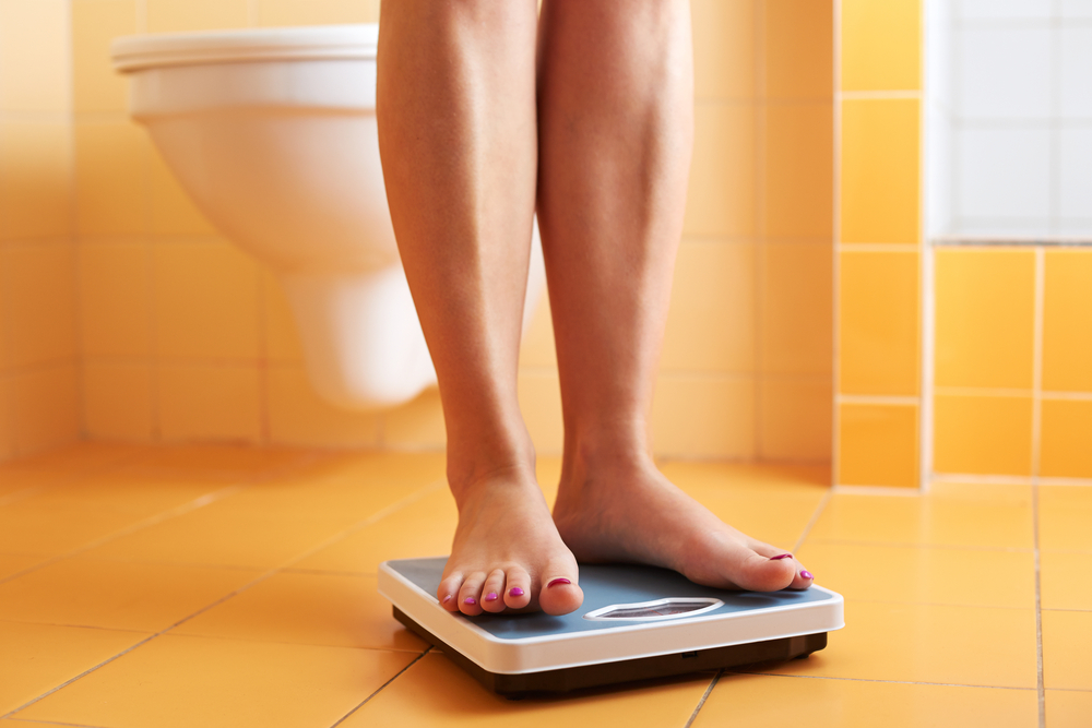 A new study says why young women shouldn't weigh themselves every day