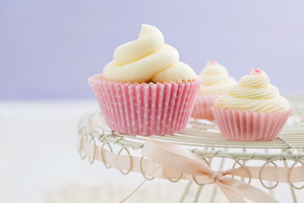 It's Vanilla Cupcake Day, so here's your recipe for the perfect vanilla cupcake