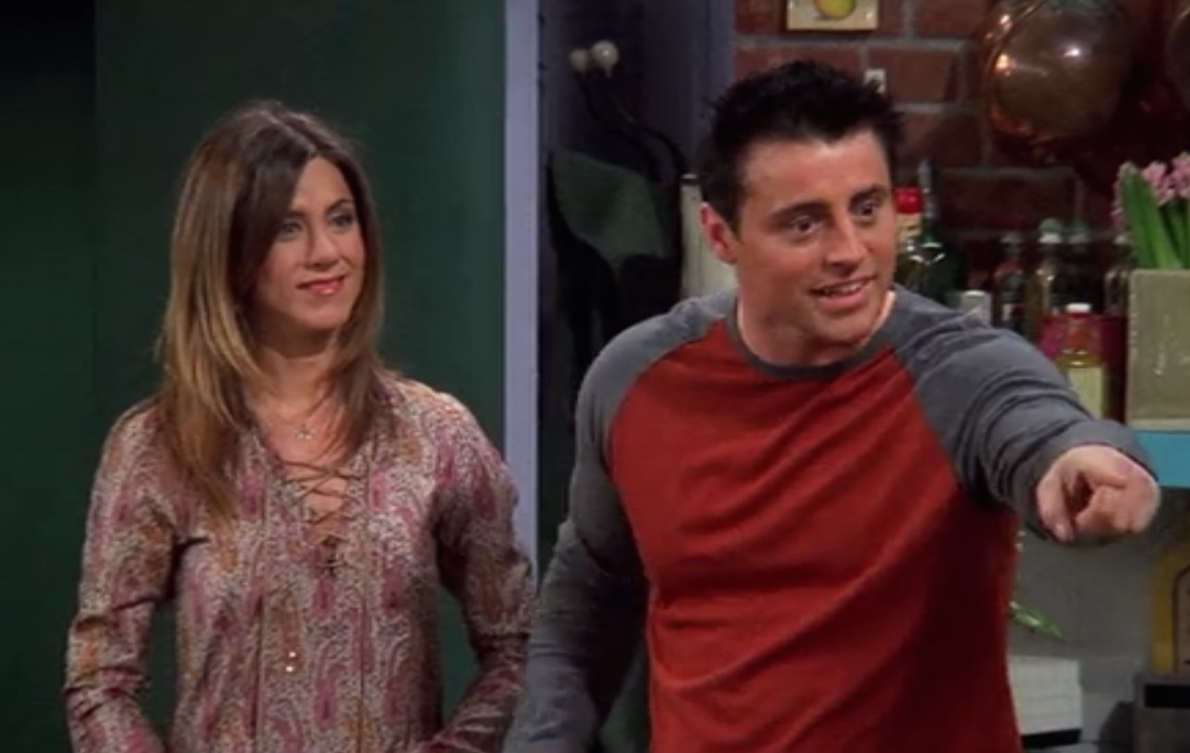 That time we totally missed a woman who wasn't Jennifer Aniston appearing as Rachel on 'Friends'