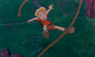 Remembering the most terrifying parts of Disney's 'The Rescuers Down Under'
