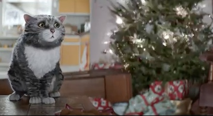 This heartwarming cat ad is suddenly absolutely everywhere
