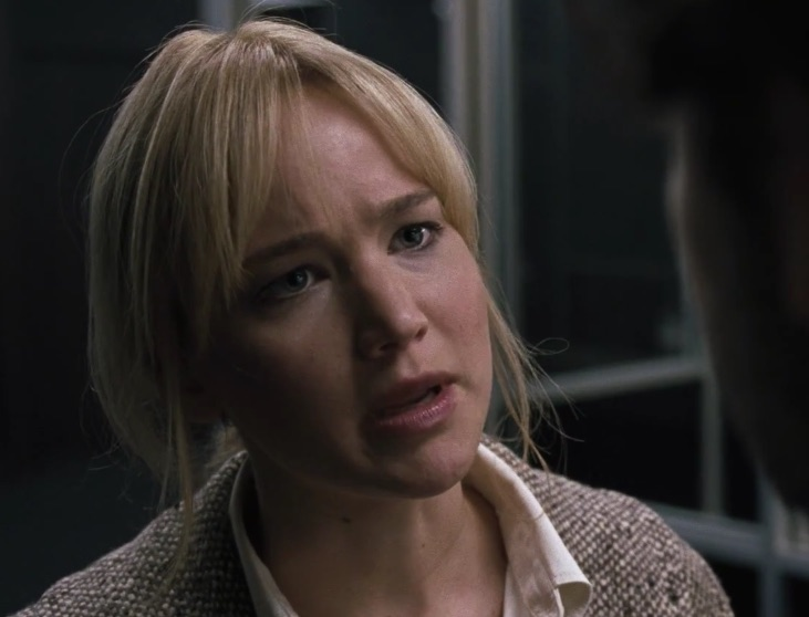 Jennifer Lawrence and Bradley Cooper are crazy fierce in this new 'Joy' clip