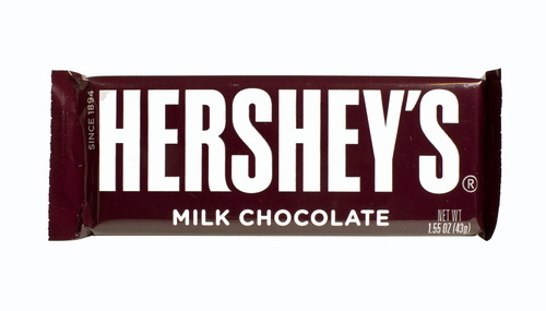 Hershey just replaced this artificial ingredient with the real stuff