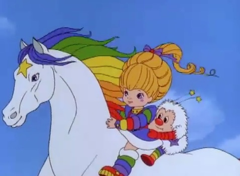 All the big life lessons I learned from 'Rainbow Brite and the Star Stealer'