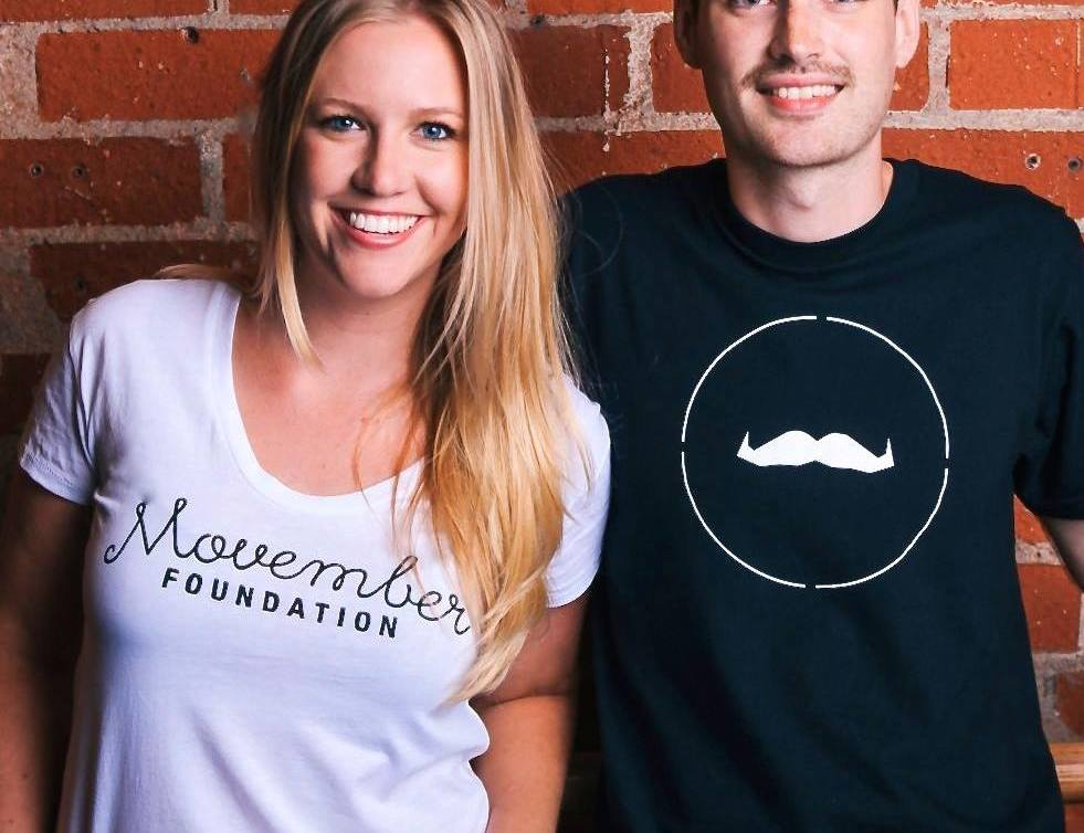 What it's like to be a 25-year-old marketing manager (and mustache supporter)