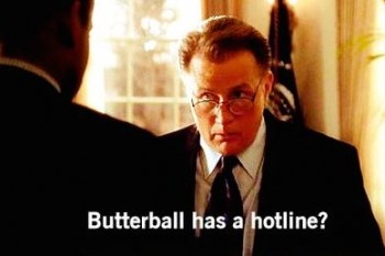 Everything I need to know, I learned from a very 'West Wing' Thanksgiving