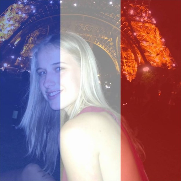 A 22-year-old woman's brave first hand account of the Paris attacks