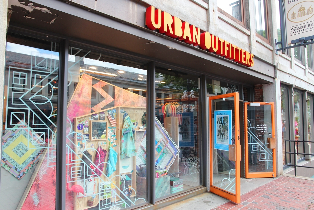Urban Outfitters is now a pizza restaurant?