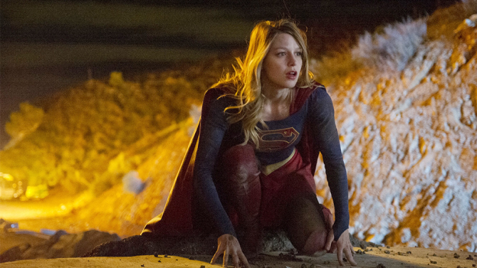 Why tonight's episode of 'Supergirl' was changed at the last minute
