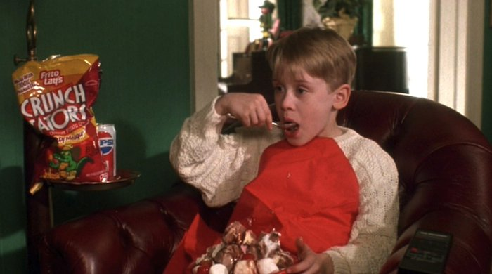 That time my real life was the plot of 'Home Alone'