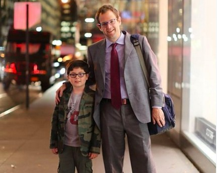 NASA and Humans of New York just made this kid's dream come true