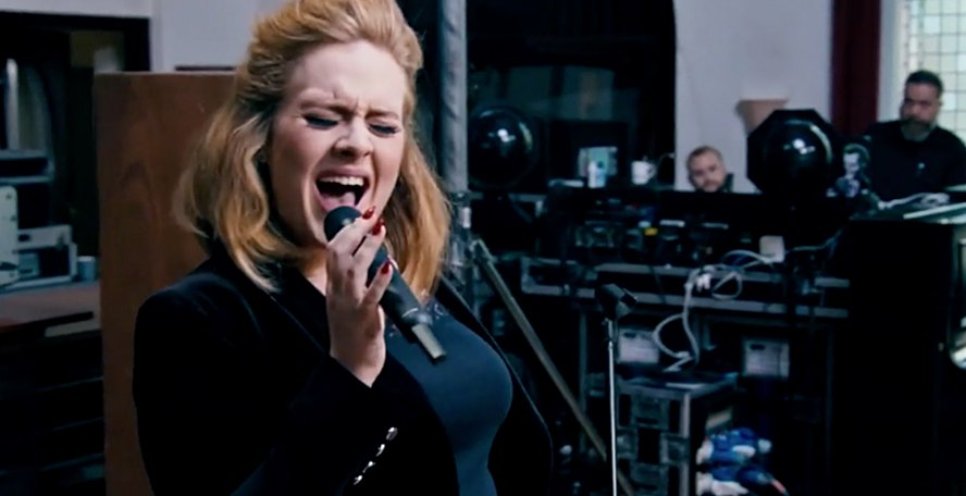 Surprise! ANOTHER new Adele song just dropped—and it's incredible