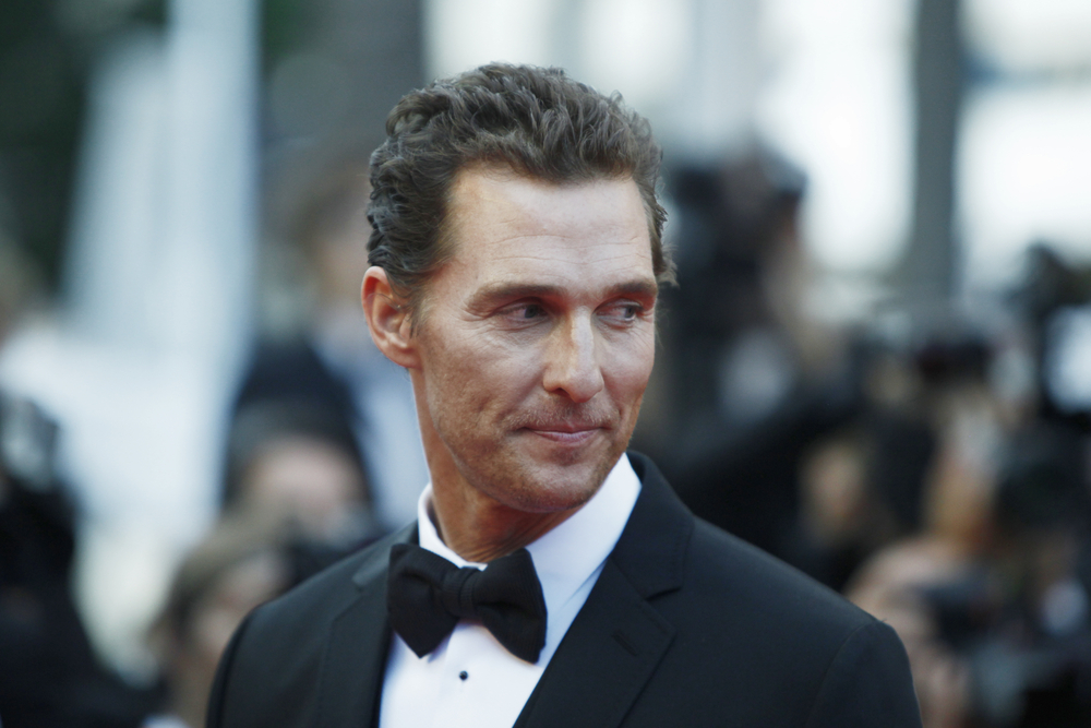 Matthew McConaughey might have actually been born to play this villain