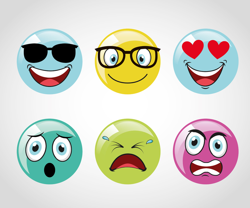This is what the emojis you use say about where you live in the world