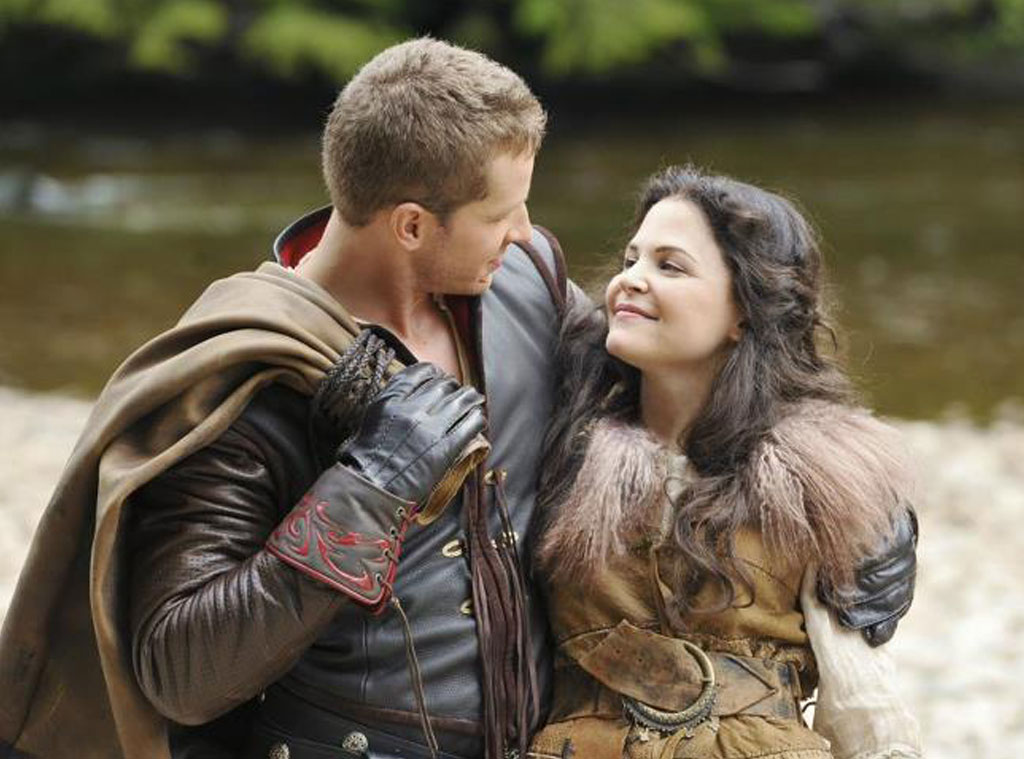 We're so happy for Once Upon a Time's Ginnifer Goodwin and Josh Dallas!