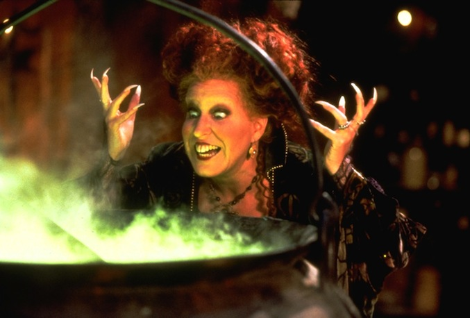 After months of social media trolling, Bette Midler finally gave us a straight answer about 'Hocus Pocus 2'