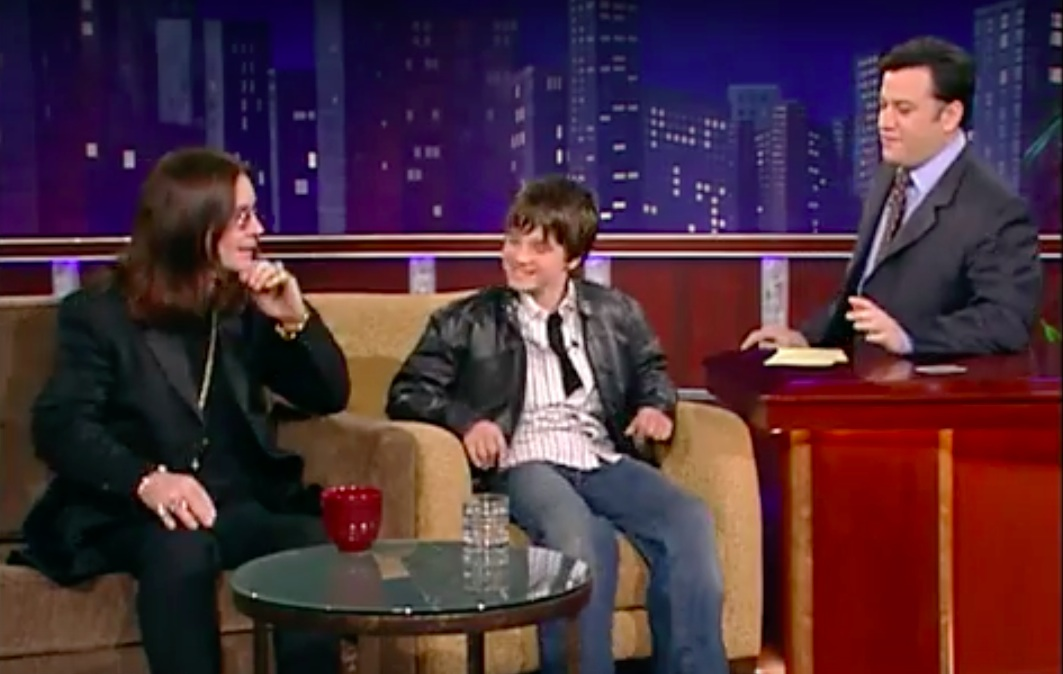 This throwback clip of 13-year-old Josh Hutcherson on Jimmy Kimmel is real, and it's amazing