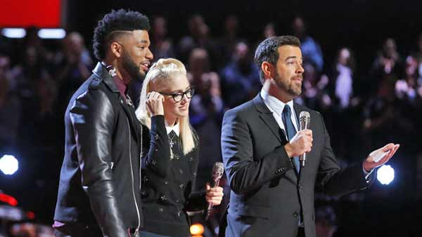 Things got crazy on 'The Voice' last night, and it's all thanks to the Internet