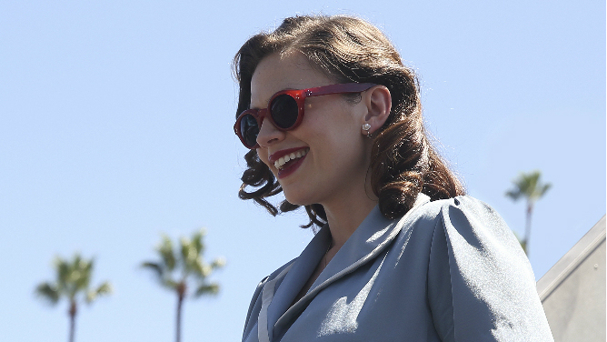 Agent Carter is headed to Old Hollywood, we're too excited to function