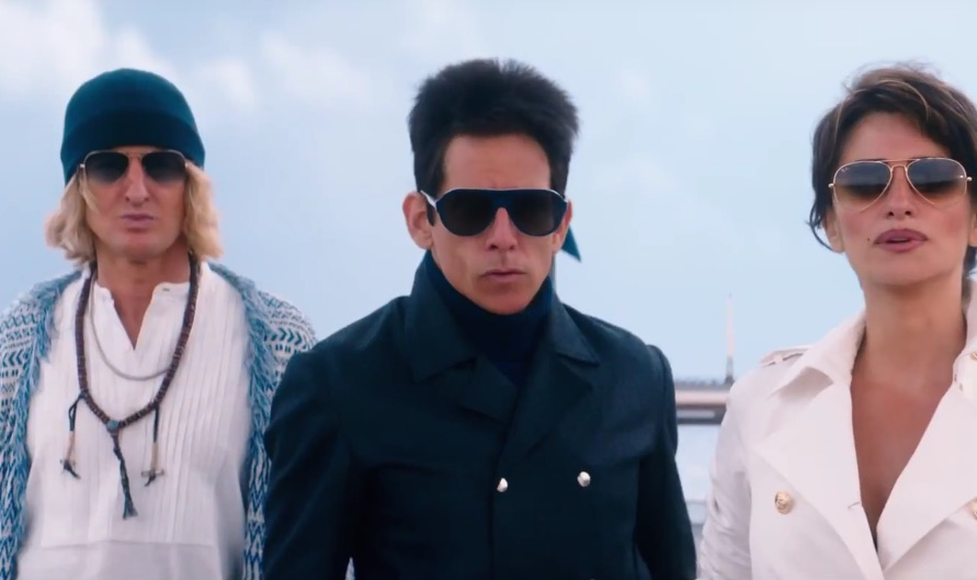 A new 'Zoolander 2' trailer is here and it's bringing all of the throwback LOLZ