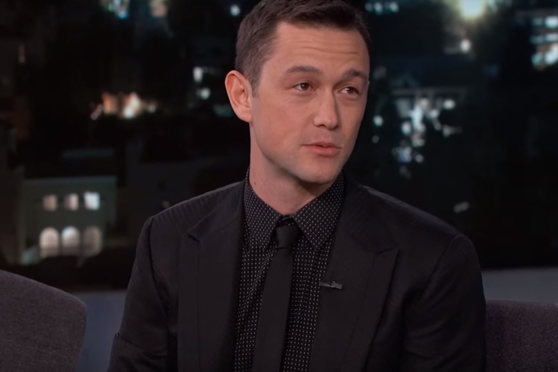 Joseph Gordon-Levitt shares what it was REALLY like to sing with Miley Cyrus