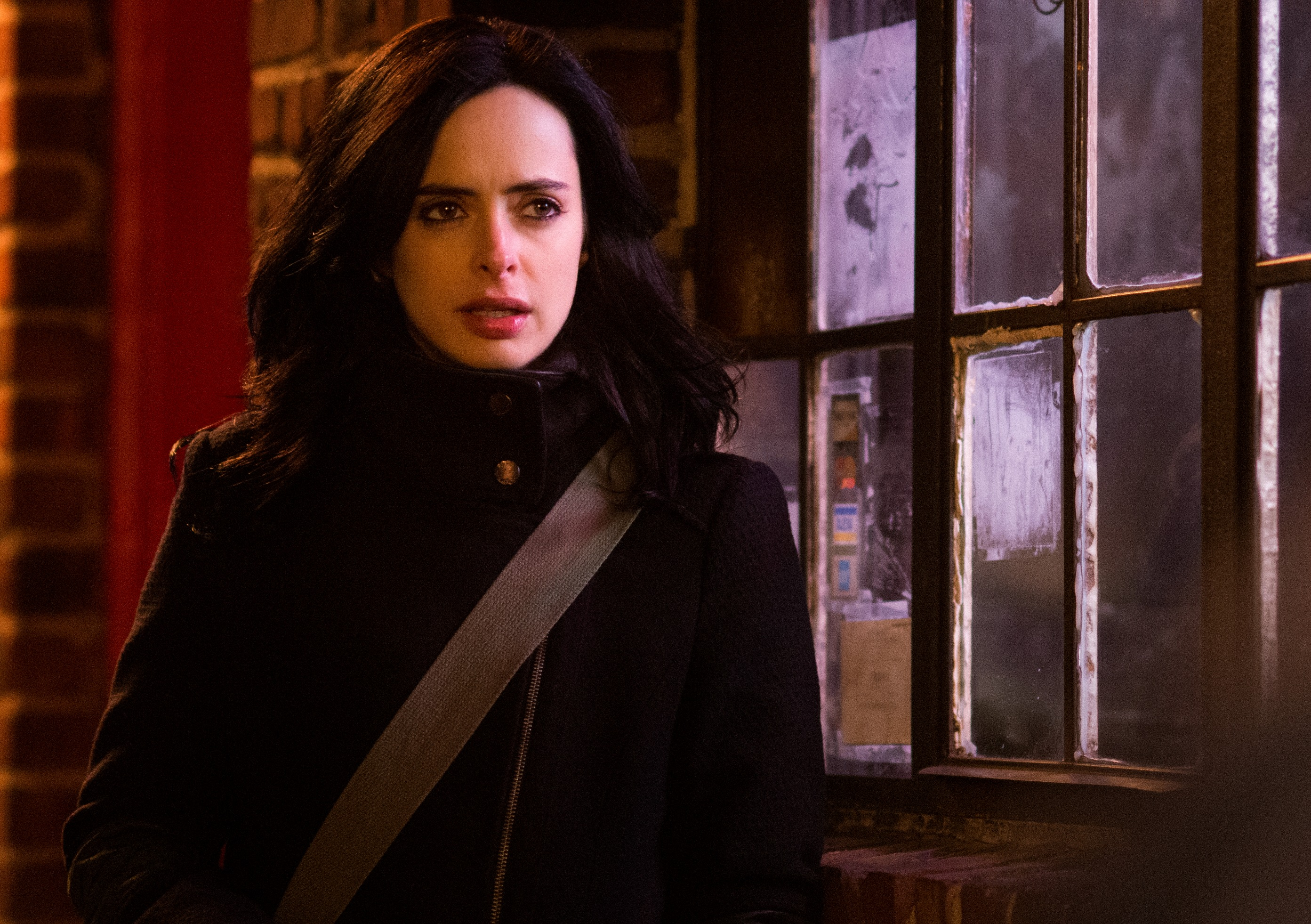Why Jessica Jones is not your typical superheroine