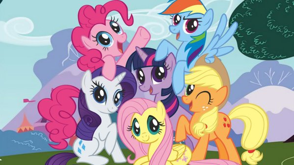 Let your squees out! There's a 'My Little Pony' movie in the works