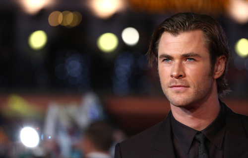 Chris Hemsworth said the PERFECT goodbye to his reign as 'Sexiest Man Alive'