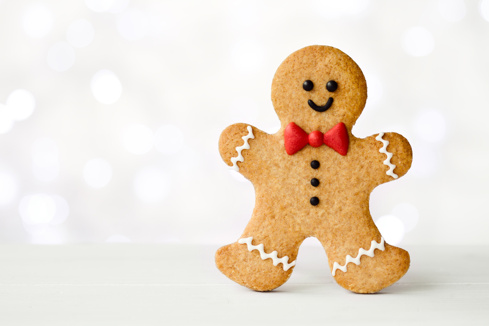 Happy Gingerbread Day! Here's a snappy recipe to celebrate!