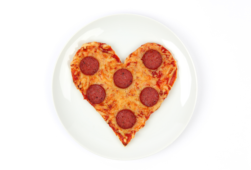 Pizza might be a bigger part of your relationship than you think
