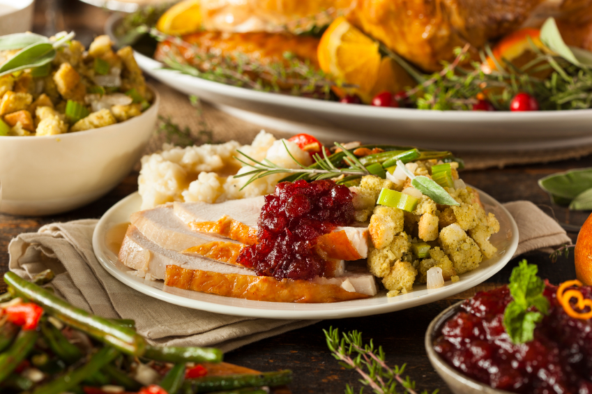 Go ahead and eat ALL the Thanksgiving food —it's actually good for you