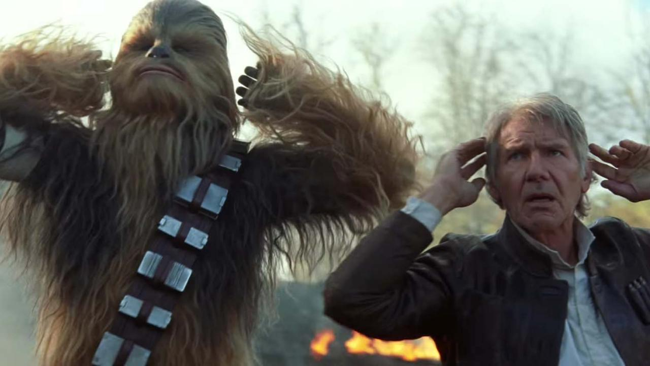Whoa, the new 'Star Wars'  is on track to be the biggest movie ever